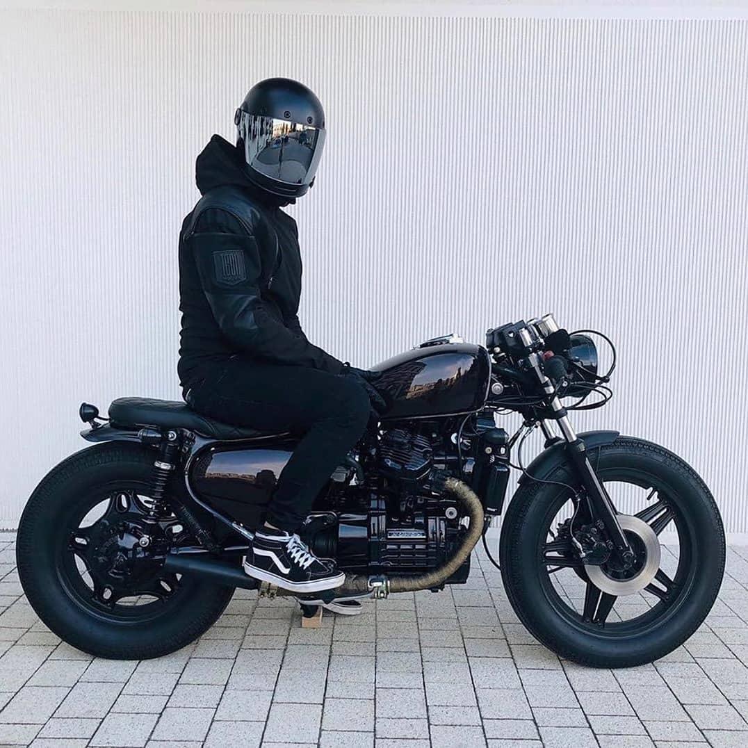 Honda CX500 by @koci53z