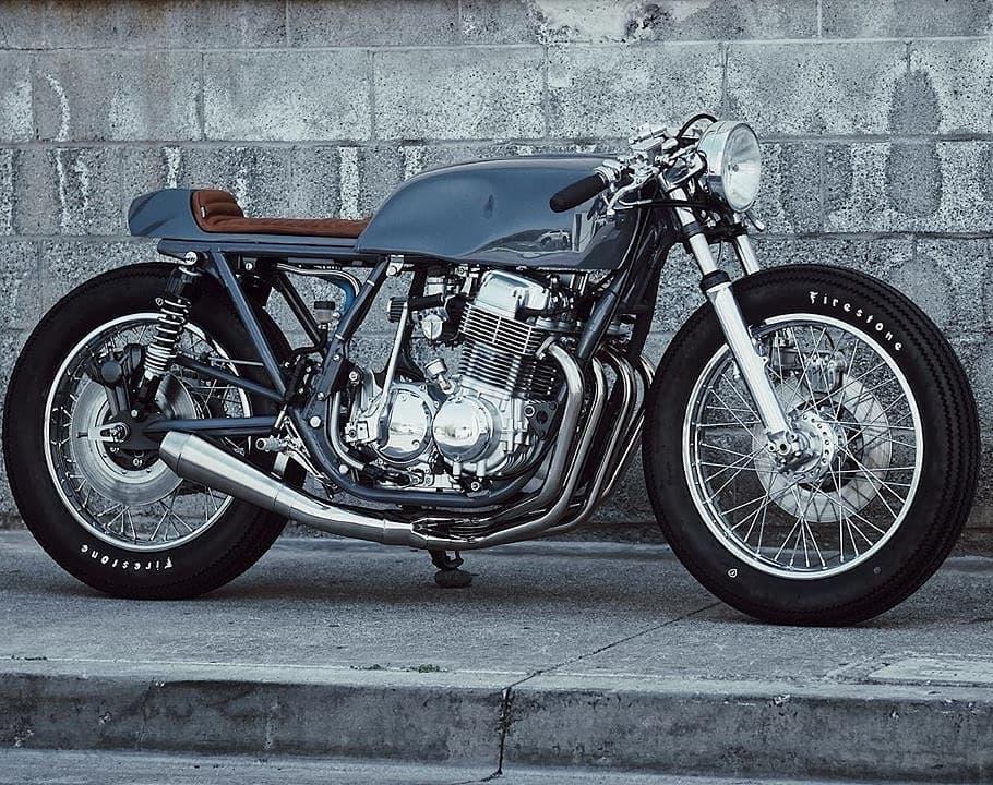 Honda CB750 by @losperdidos