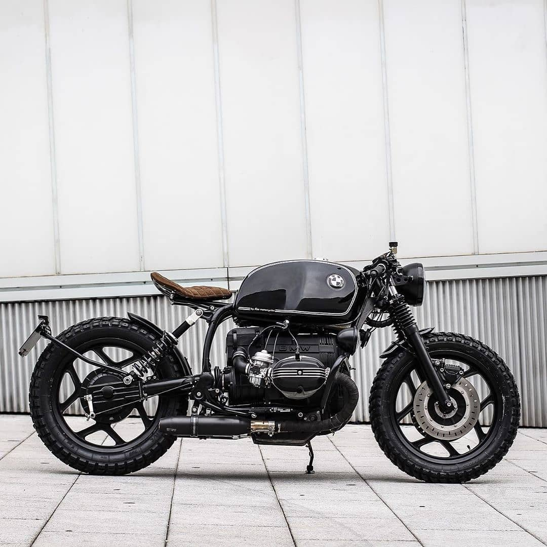 BMW R80 by @roamotorcycles