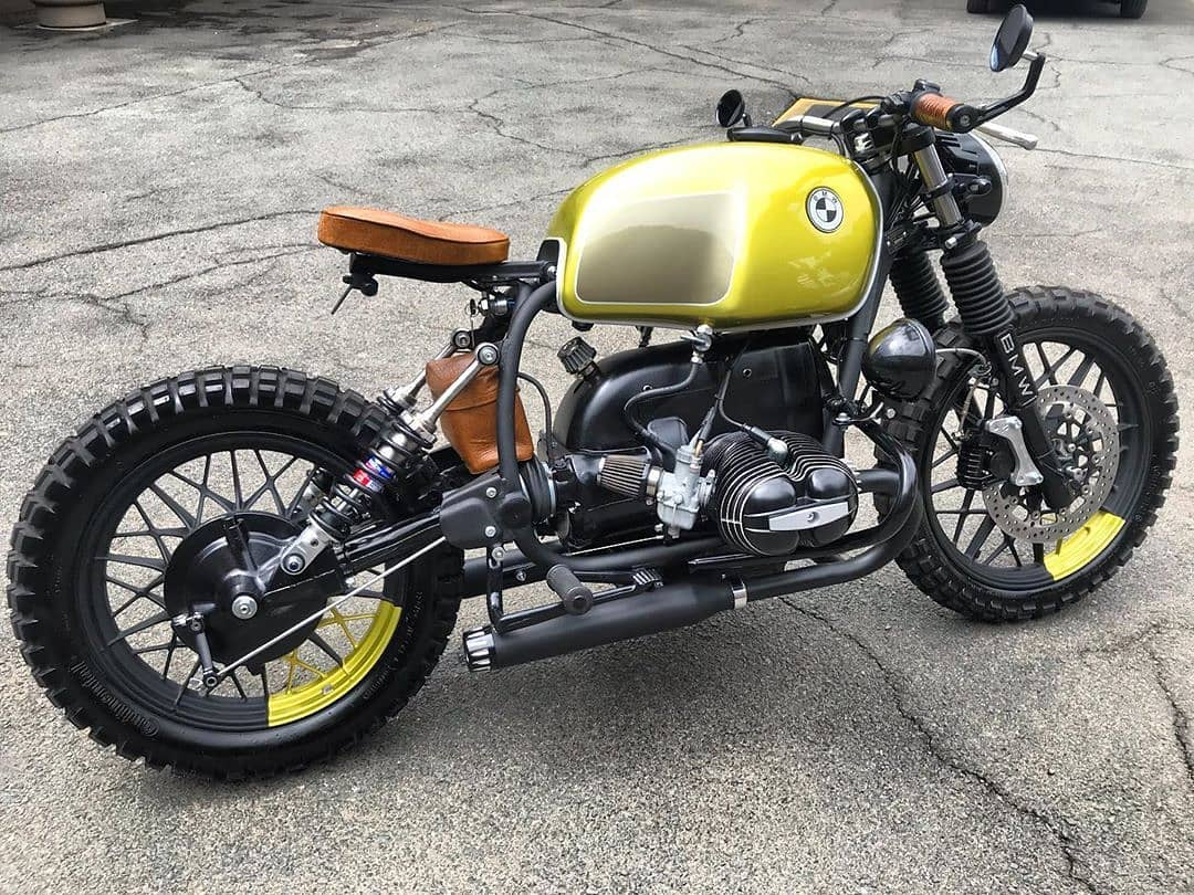 BMW R60 by @cytech_motorcycles