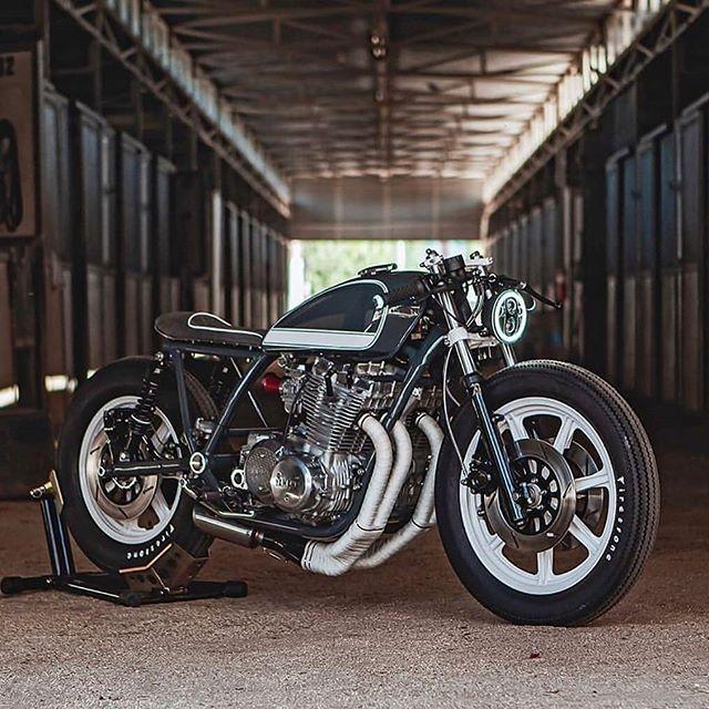 Yamaha XS1100 by @upcyclemotorgarage