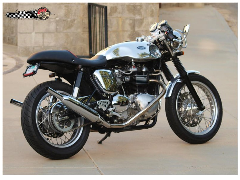 Velocity Cafe Racer Tv Season 3 Bike Of