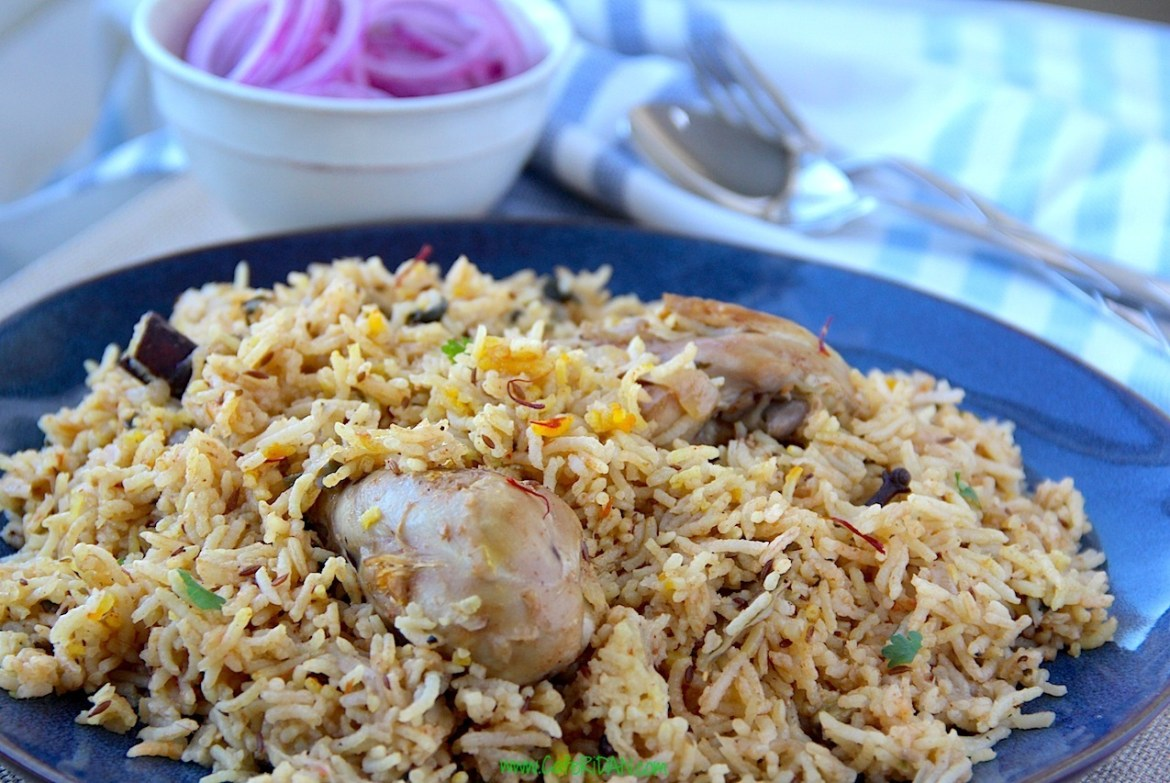 Chicken Pulao