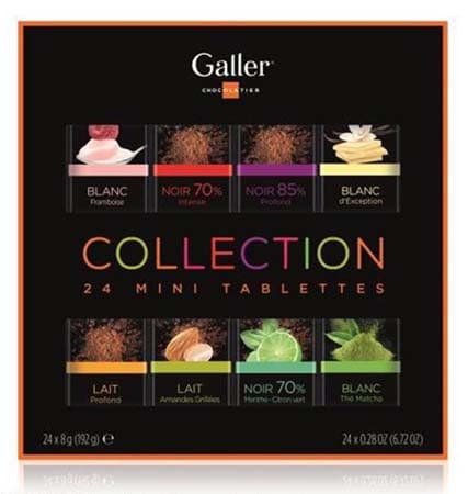 Galler Giftbox 24 Mini Tablets