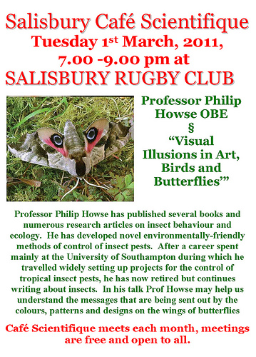 Poster for Philip Howse