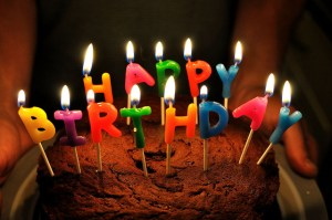 Birthday Cake by Will Clayton