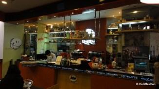 Segafredo Espresso in Jamsil