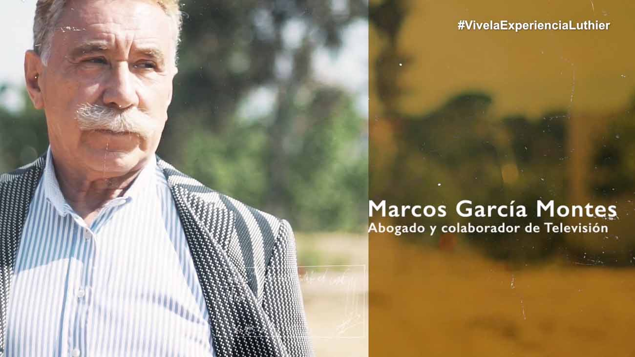 Marcos Garcia Montes - CAFES LUTHIER