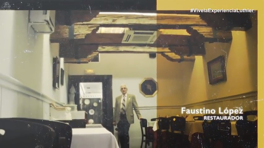 FAUSTINO LOPEZ - CAFES LUTHIER