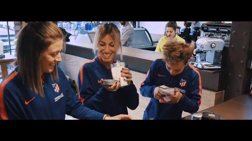 Atleti Femenino - CAFES LUTHIER