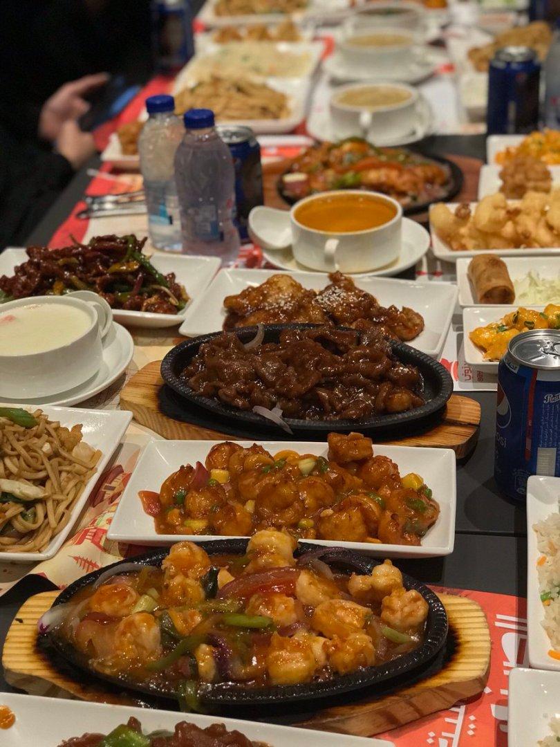 افضل مطاعم لافالي مول الرياض