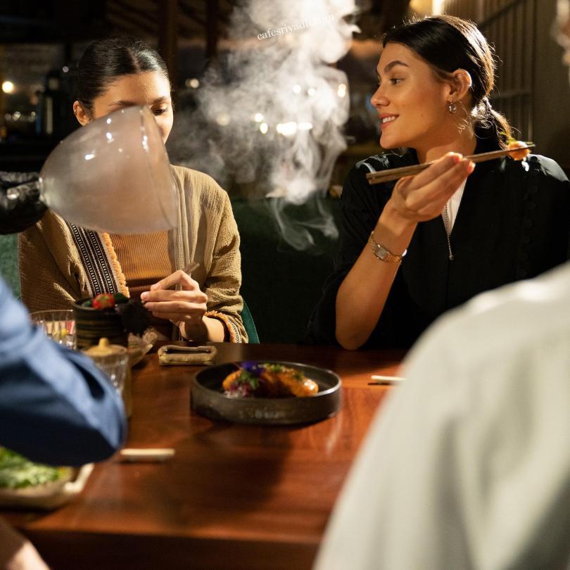 مطعم O-Kazu الرياض