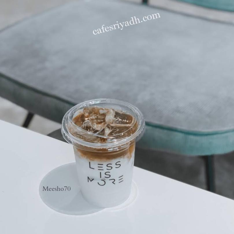 قهوة مختصة LESS IS MORE الرياض