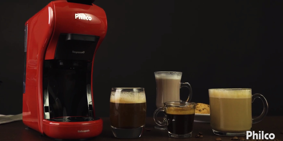 Philco Multicapsulas coffee maker