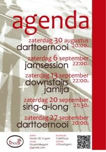 2014-09 agenda