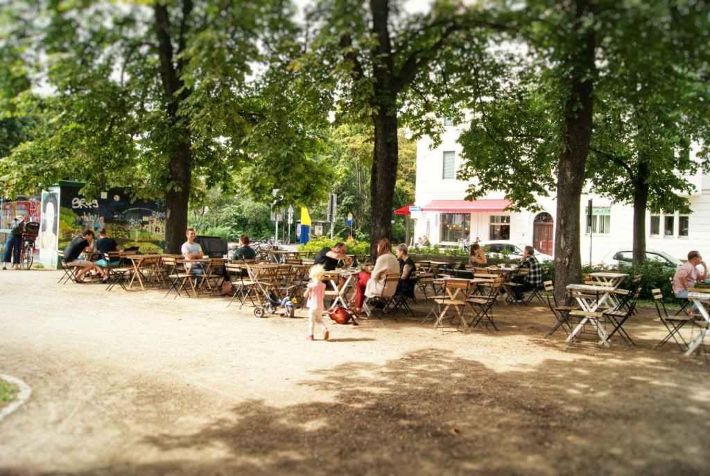 Trago Frühstück Stannebeinplatz
