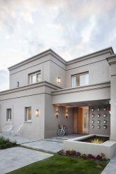 Casas Color Gris Exterior