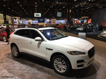 Sporty SUV Picks From The Chicago Auto Show CafeYakcom - Sporty auto