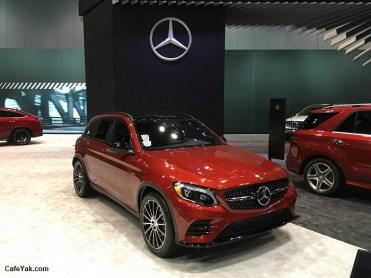 2017 Mercedes-Benz AMG GLC43