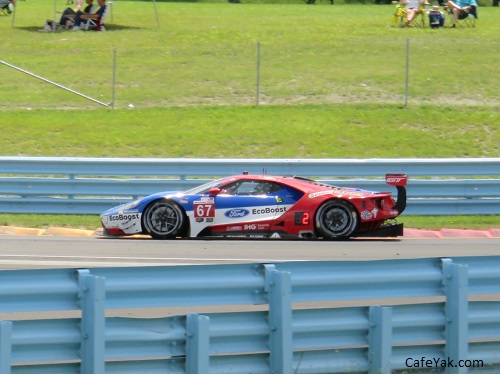 IMSA Sahlen's 6 hour race Ford GT
