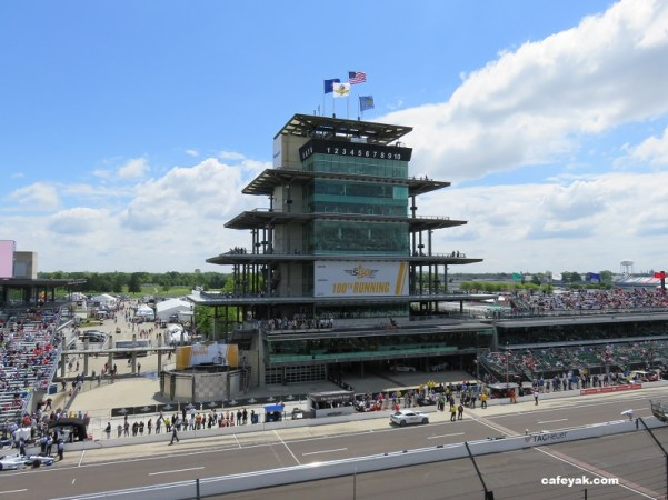 Indianapolis Motor Speedway Indy 500