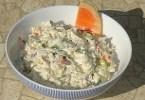 Crunchy Fruity Coleslaw