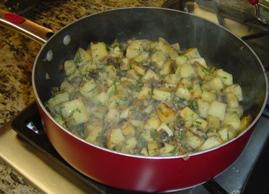 Dill chicken casserole