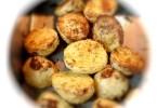 Potatoes Dijon roasted