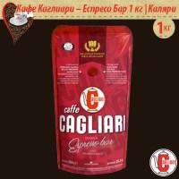Cafe Cagliari Espresso Bar На вид кафето крема има характерен цвят на лешник с привлекателна фина пяна.