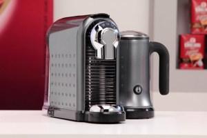 Кафе машина с кана Carina Dark Grey