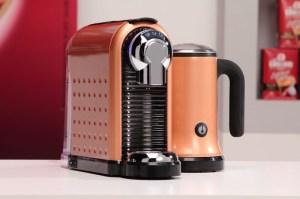 Кафе машина с кана Carina Milk Golden