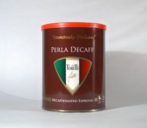 Cafe Perla Decaff Espresso