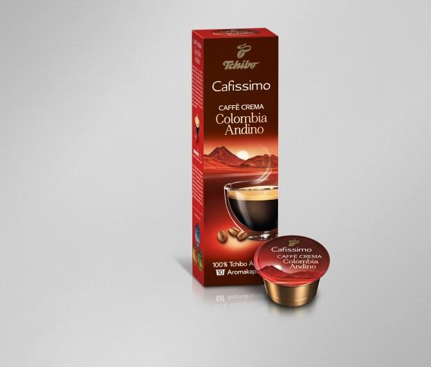 Tchibo Caffè Crema Colombia Andino