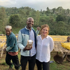 DROP_COFFEE埃塞俄比亞咖啡_莊園主人與創辦人合影