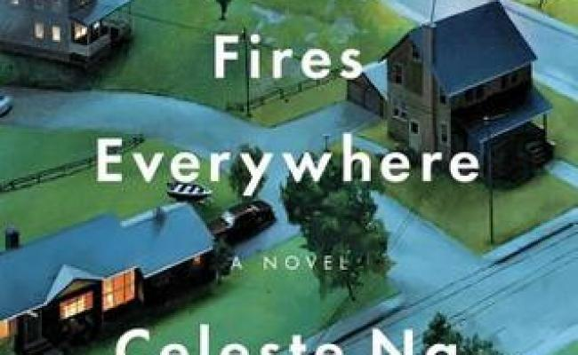 Caffeinated Reviewer Little Fires Everywhere By Celeste Ng