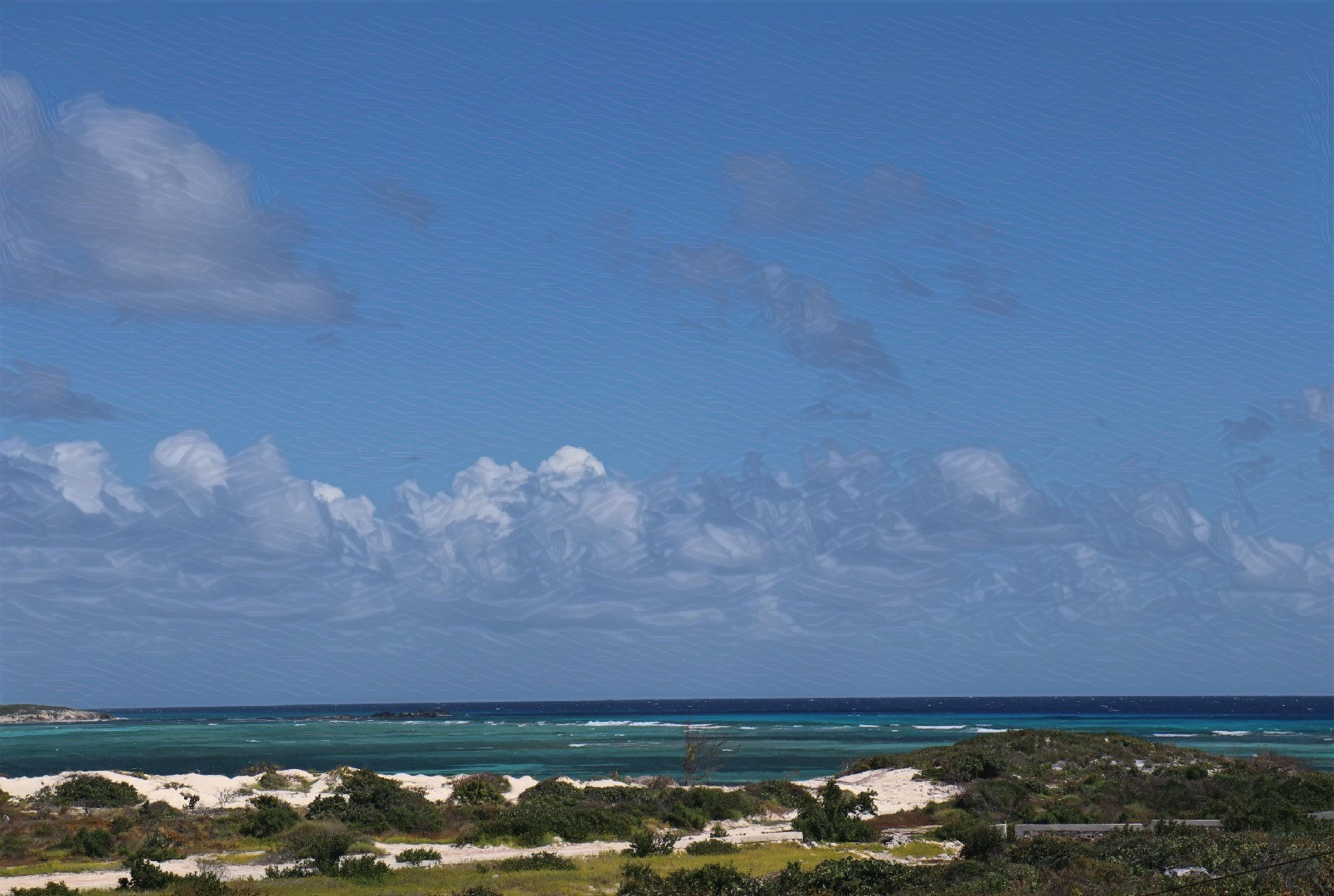 Why I Had Mixed Feelings About South Caicos