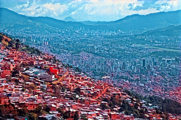 Read more about the article Medellín, Colombia: A Metropolis In The Mountains