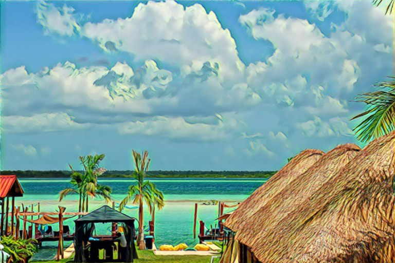 Weekend In Bacalar: A Breathtaking Lagoon 20 Miles North Of Belize