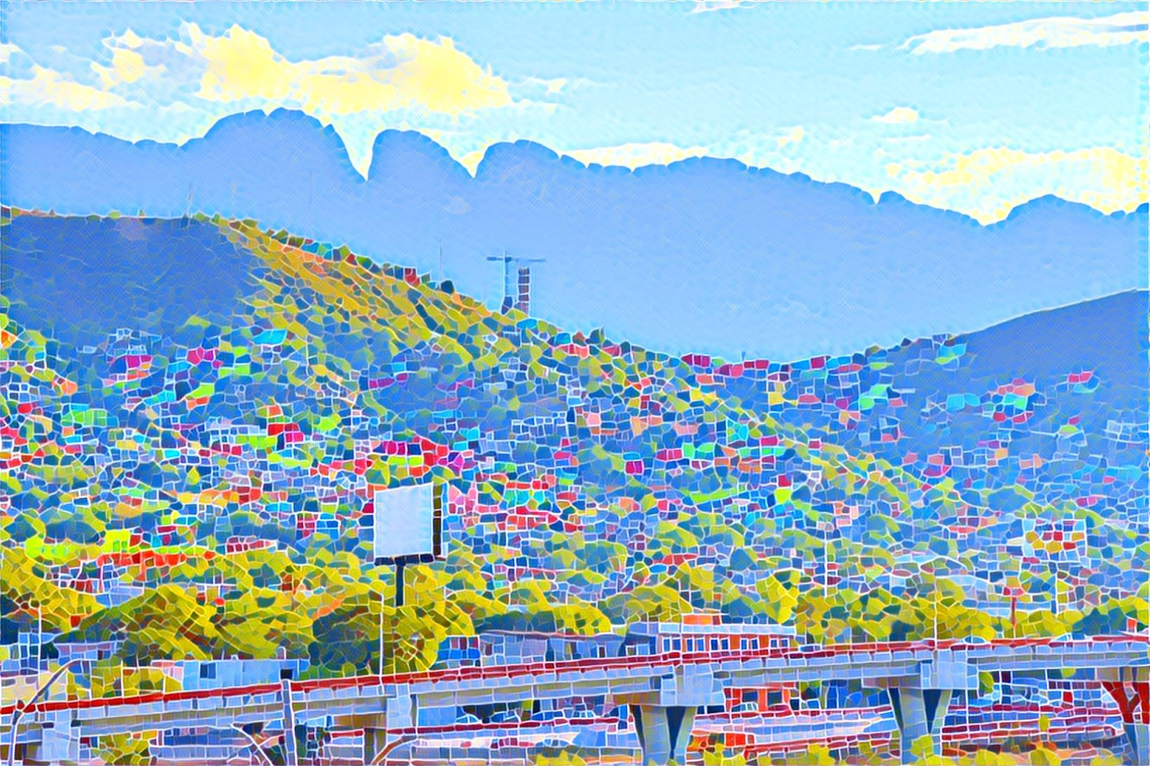 Another Beautiful Mountain City: Monterrey, Nuevo León, MX