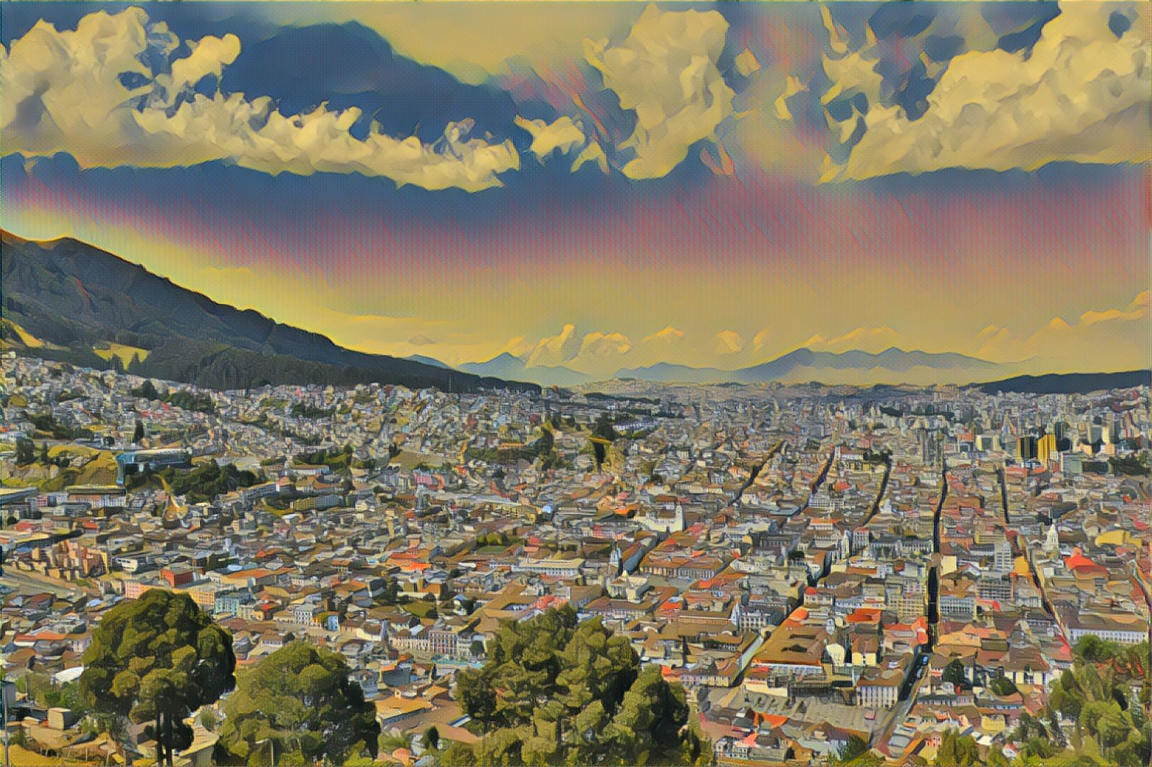 Climbing Hills & Eating Grilled Guinea Pig: A Weekend In Quito, Ecuador