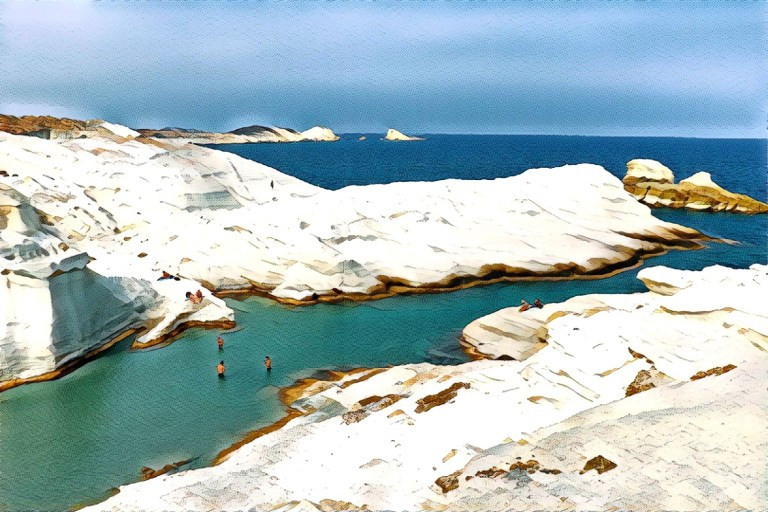 Why Every Visitor To Greece Should Visit a Lesser-known Island Like Milos