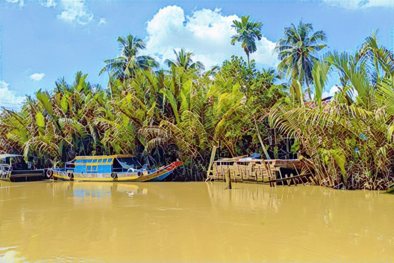 Read more about the article See The Mekong Delta In a Day: Bến Tre Private Tour Review