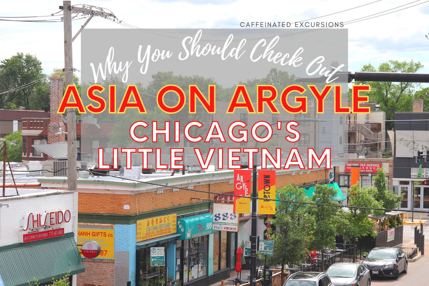 """Read more about the article Why You Should Check Out """"Asia On Argyle,"""" Chicago's Little Vietnam"""