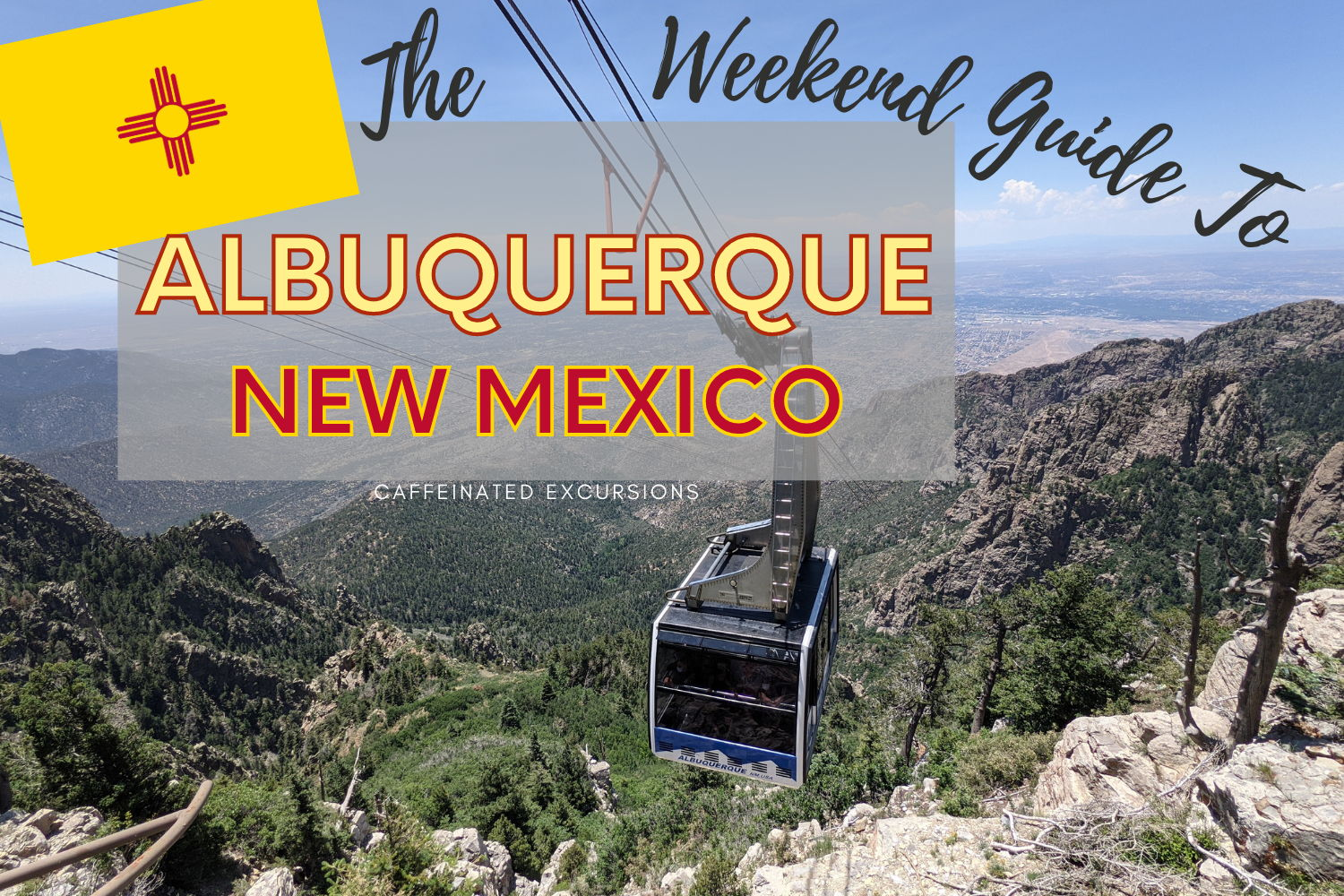 Read more about the article How To Spend A Weekend In Albuquerque, New Mexico