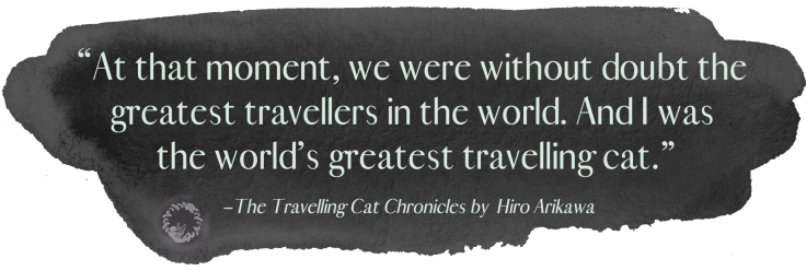 Travelling Cat Chronicles 3