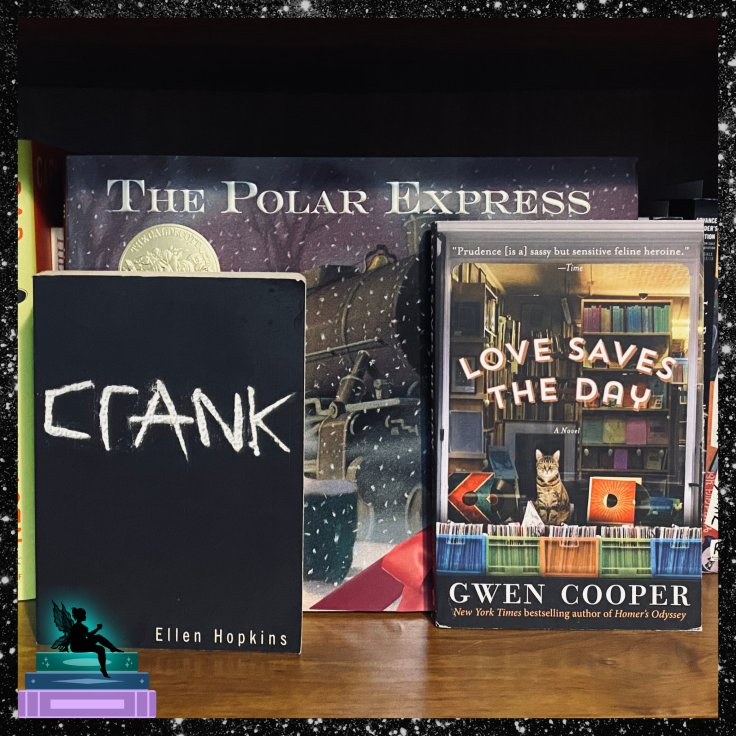 Picture of The Polar Express, Crank & Love Saves the Day