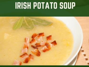 Irish potato soup - Soup