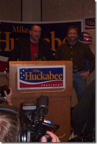 Bloggers for Huckabee 013