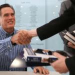 Romney Meets Branstad
