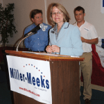 As Media Outlets Note Loebsack's Endangered Status, Miller-Meeks Continues to Campaign Hard Across Iowa 2nd Congressional District
